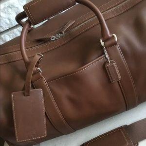 NWOT Coach Duffle Bag